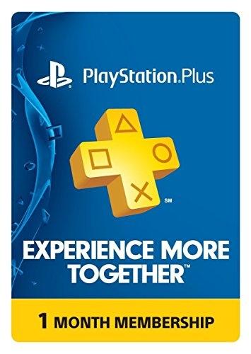 1 Month PlayStation Plus Membership – PS3/ PS4/ PS Vita [Digital Code]