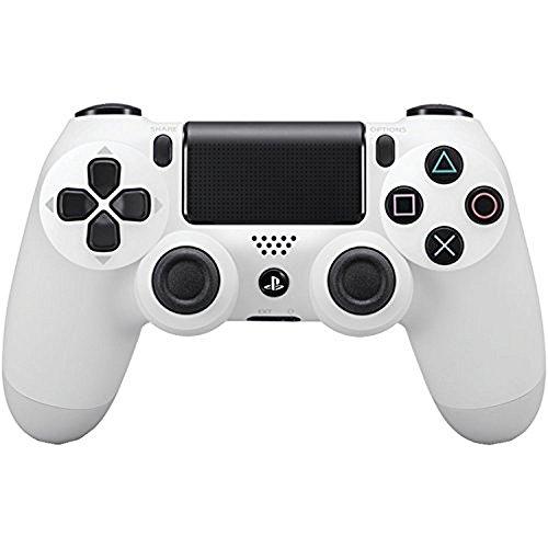 DualShock 4 Wireless Controller for PlayStation 4 – Glacier White [Old Model]