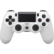 DualShock 4 Wireless Controller for PlayStation 4 – Glacier White [Old Model]