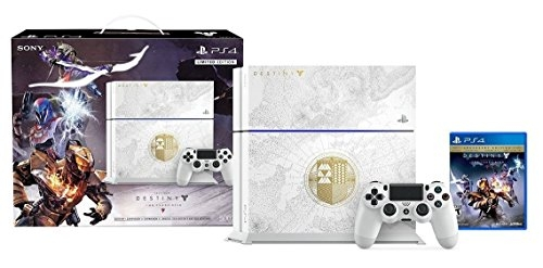 Limited Edition Destiny Sony PlayStation 4