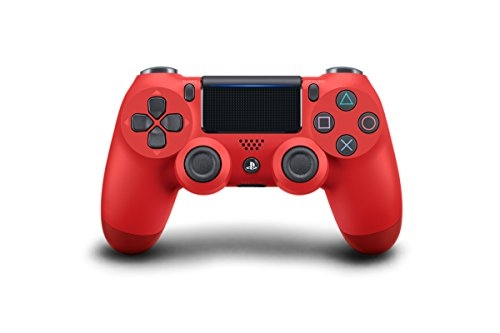 Sony DualShock 4 Wireless Controller for PlayStation 4 – Red Two Tone (CUH-ZCT2U)
