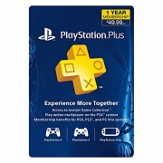 Sony PS Plus 12 Month Subscription Card Live (3000133)