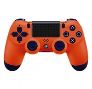 Sony PS4 Dualshock Wireless Controller – Sunset Orange